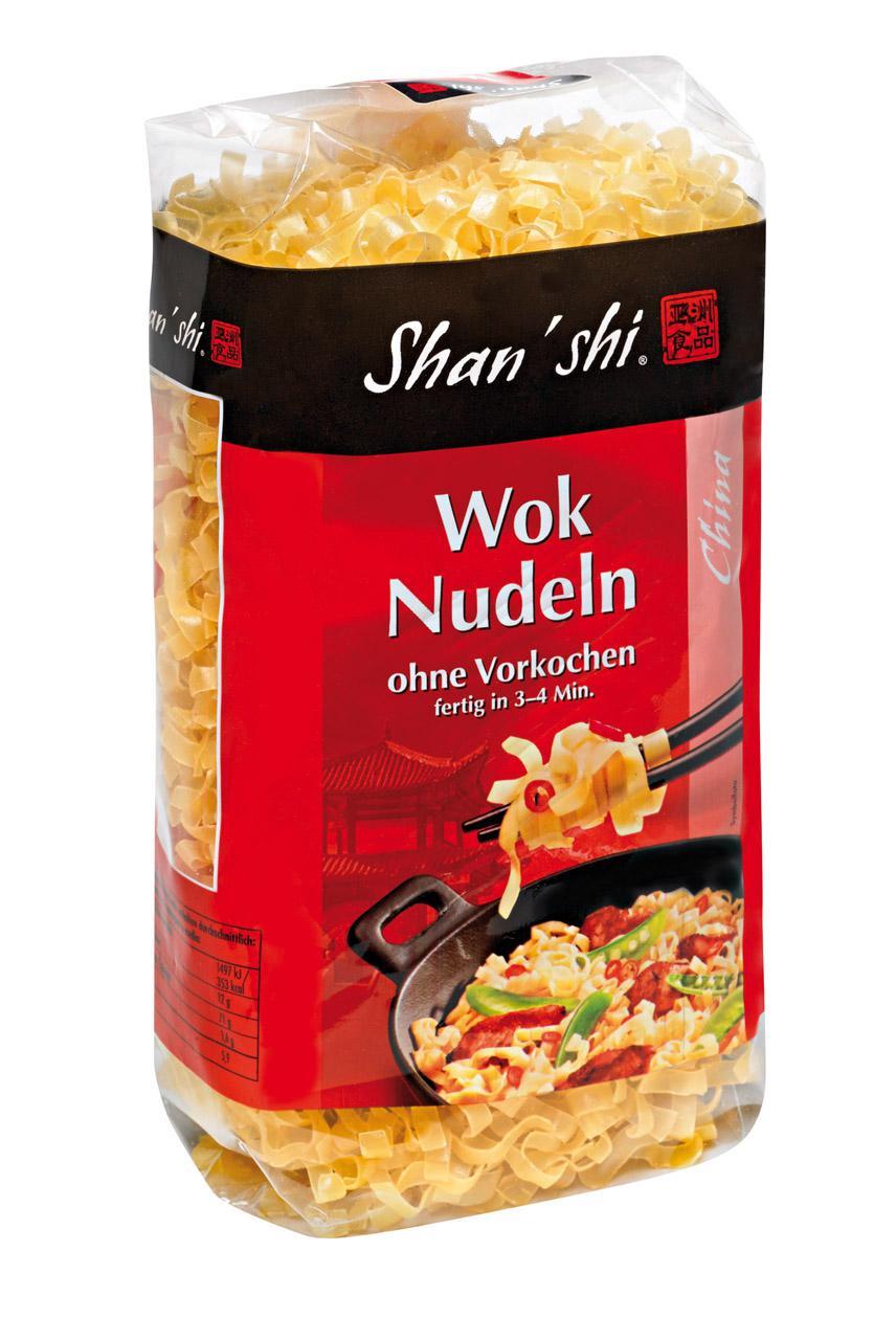 Wok Nudeln
