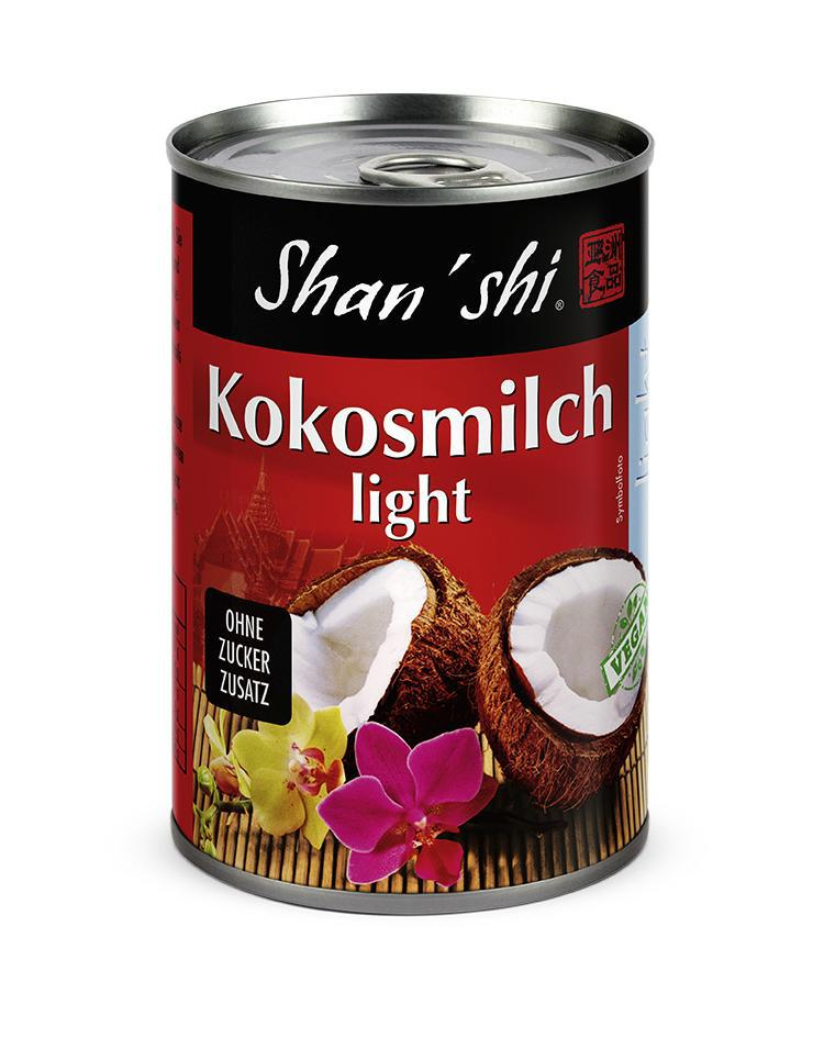 Kokosmilch light 400ml